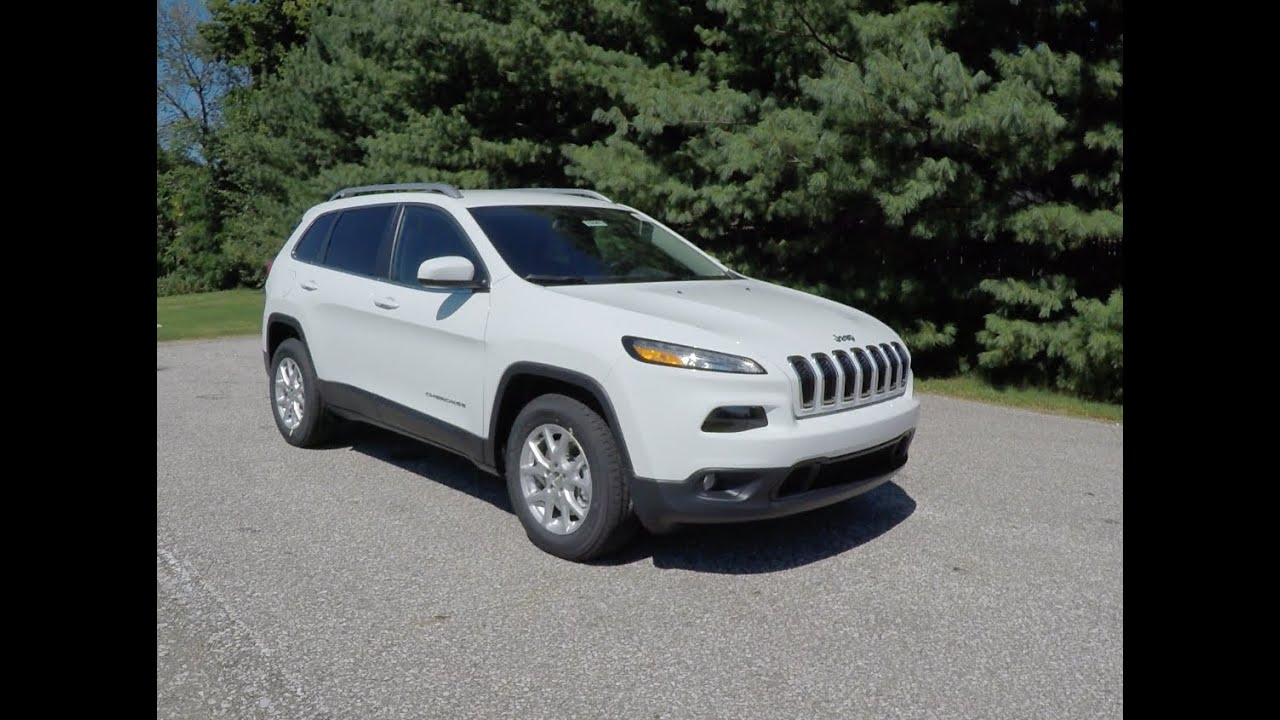 What Do Y All Know About The 2016 17 Jeep Cherokee