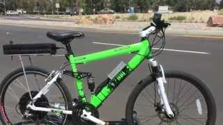 Electric bike 1000 Watt 48 Volt V 2100