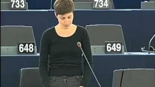 Ska speaks in plenary on migration