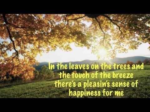 Top of The World - The Carpenters (Lyrics)