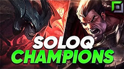 BEST Top Laners for Ranked Solo Queue
