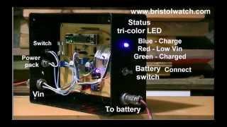 Arduino Sensor Shield for monitoring Alarm Environment