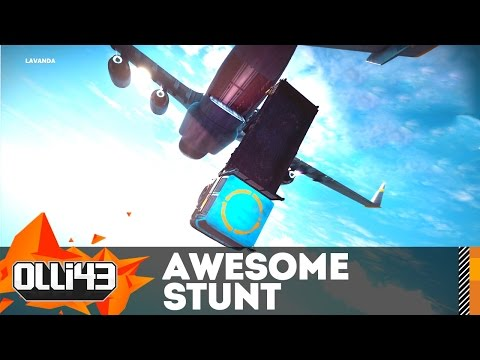 Just Cause 3 : DRIVING OUT OF A CARGO PLANE!! (Just Cause 3 Gameplay!)