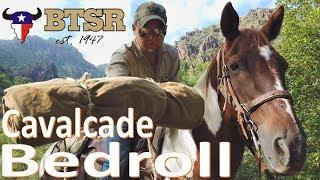 Cowboy Bedroll -BTSR CAVALCADE-