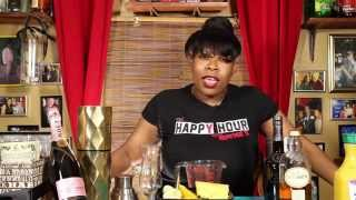 HENNESSY HURRICANES - The Happy Hour with Heather B