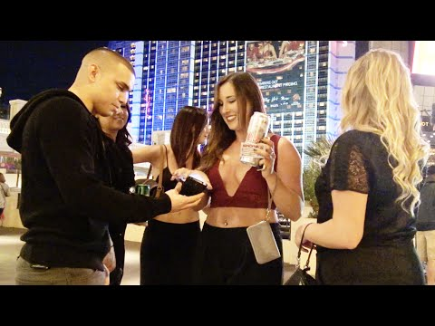 Bluntly Asking For Sex In Las Vegas