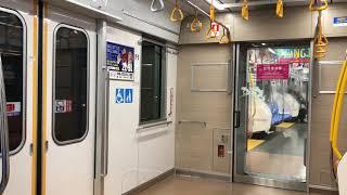 東武野田線運河駅2番線発着【車内】