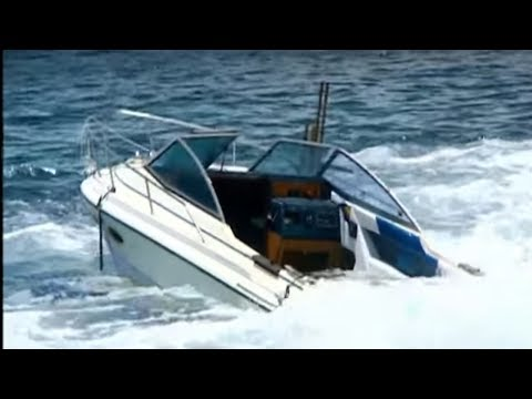 Sinking a Ship with Bubbles | Bermuda Triangle | BBC Studios