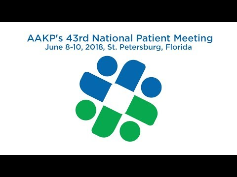 AAKP's 43rd National Patient Meeting 2018 - Your Kidney-Friendly Diet - Day 3 - Sunday