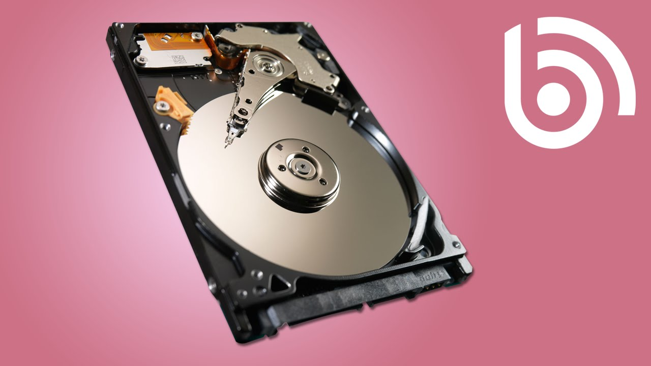 how to remove seagate hard drive caasing