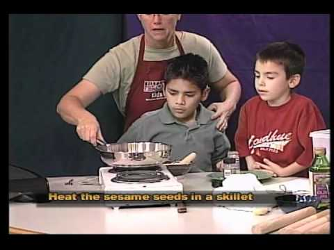"Educating New Mexico: Women, Infants, and Children- ""Cooking With Children"""