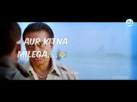 Best Dialogue WhatsApp status 30Sec | luck movie | sanjay Dutt
