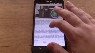 Asus ZENFONE 2 4gb RAM Review ESPAÑOL