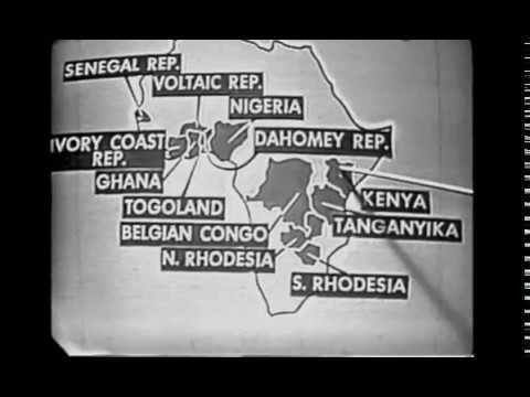 Prospects of Mankind - Africa: Julius Nyerere Interview (1960)