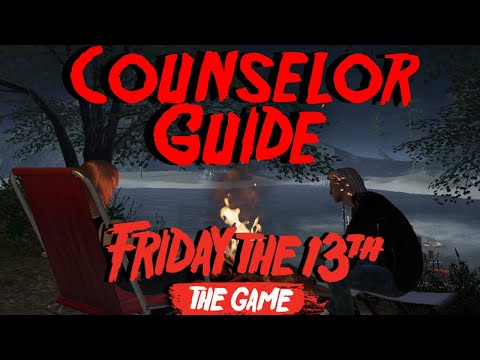 Counselor in Depth Guide/Tier List- Friday the 13th the Game from YouTube · Duration:  41 minutes 32 seconds
