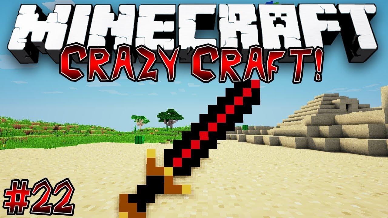 How To Get The Mod Crazy Craft