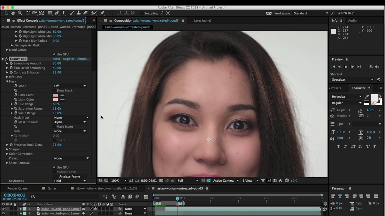 Tutorials for Samurai Sharpen for Video plugin : How to