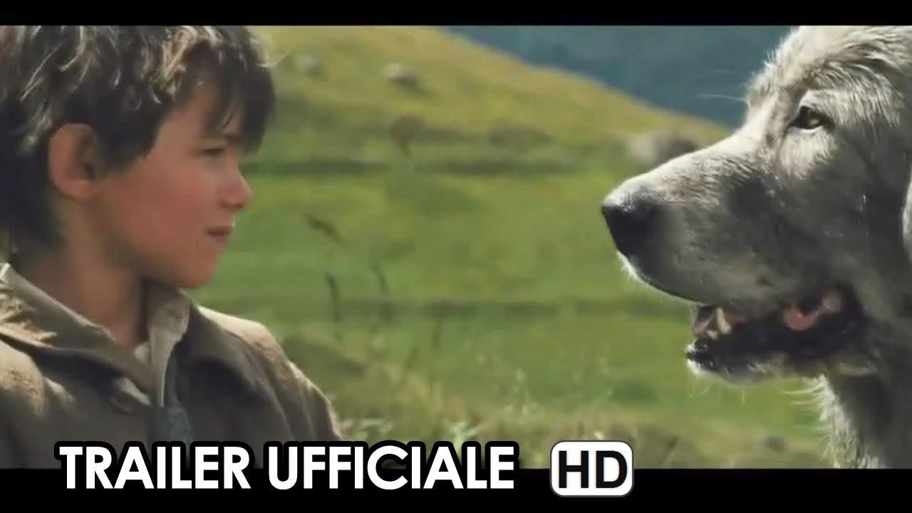 Belle e sebastien trailer ufficiale italiano 2014 nicolas vanier