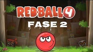 Red Ball 4 - Fase 2 walkthrough
