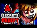 4 SECRETS CREEPY SUR ZELDA