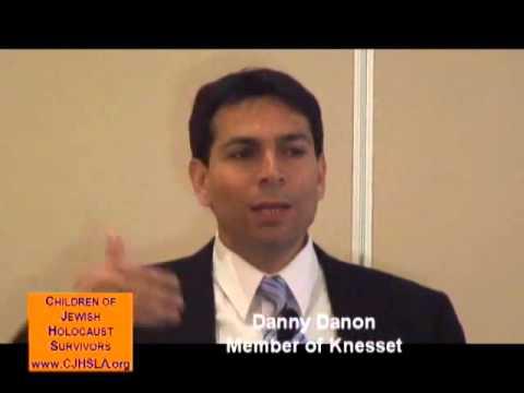 Member of Knesset Danny Danon