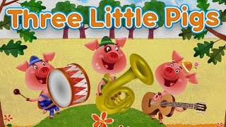 Masha's Tales 🐷🐺 Three Little Pigs 🐺🐷 (Episode 13) Masha and the Bear - Три поросёнка