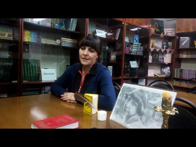 Изображение предпросмотра прочтения – ГалинаРоганина читает произведение «Моим стихам, написанным так рано…» М.И.Цветаевой