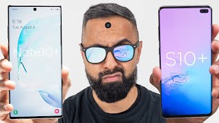 Samsung Galaxy Note 10 Plus vs S10 Plus