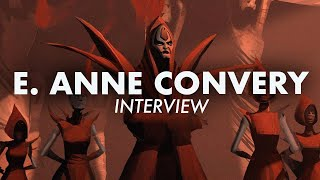 "Interview with E. Anne Convery - Author, ""Clone Wars: Stories of Light and Dark"""