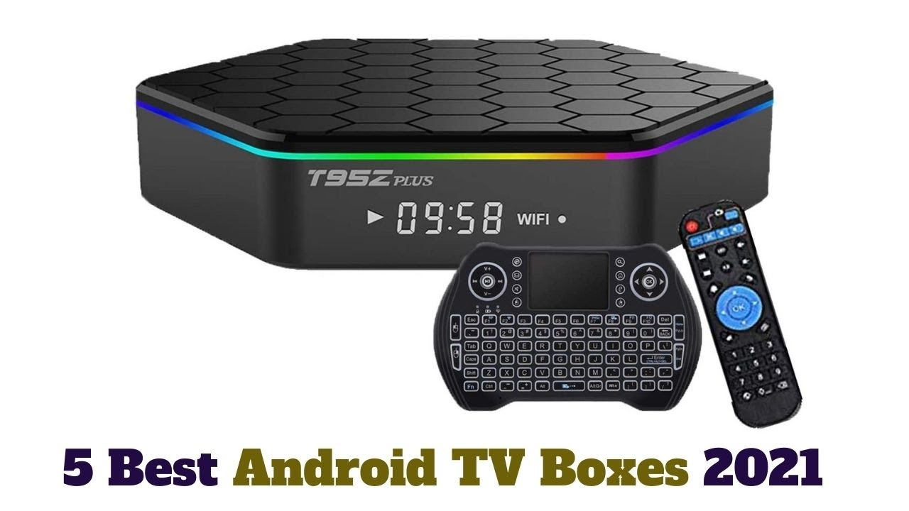 Best Android Box 2020.5 Best Android Tv Boxes 2020