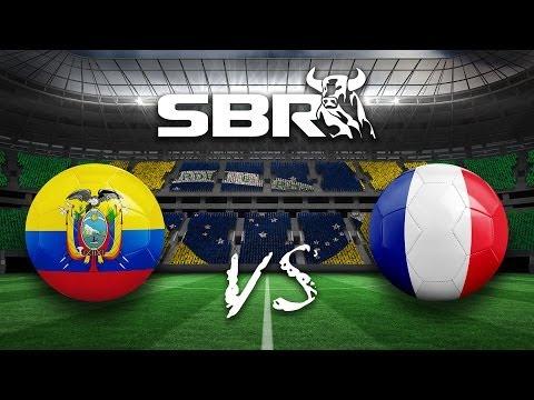 2014 World Cup Picks: Ecuador vs. France (0-0)