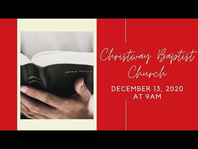 Christway Dec. 13  
