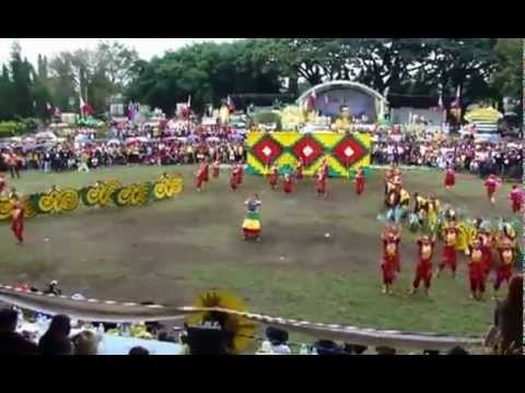 Street Dancing of Maguindanao's Buluan National High School on DOLE's 50th Anniversary Celebration
