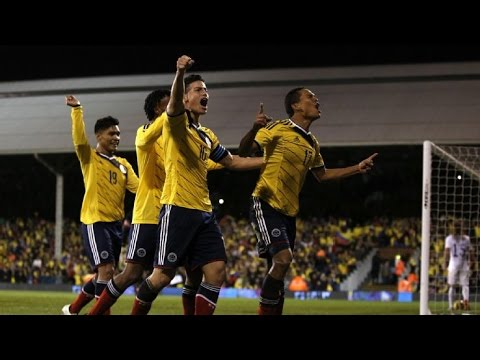 Colombia vs United States 2-1 All Goals and Full Highlights 14/11/2014
