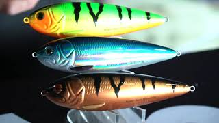 Abu Garcia® Beast Rattlin' Atom video