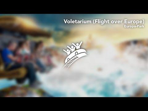 Europa-Park: Voletarium Film Score - Theme Park Music