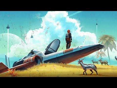 No Man's Sky: 15 Minutes of Gameplay From the Atlas Rises Update