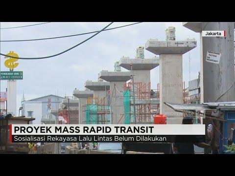 Apa Kabar MRT (Mass Rapid Transit) di Jakarta?