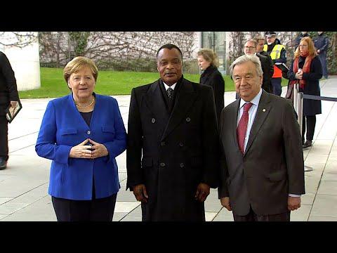Merkel Konferenz Live