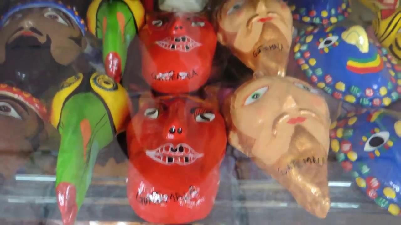 Artesanías De Guatemala Cerámica En Miniatura