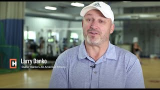Anterior Hip Replacement Option for Larry Danko