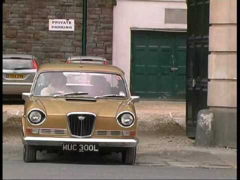 Austin 1800 Versus Wolseley Six Race