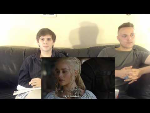 Game Of Thrones Reaction Season 5 Episode 9