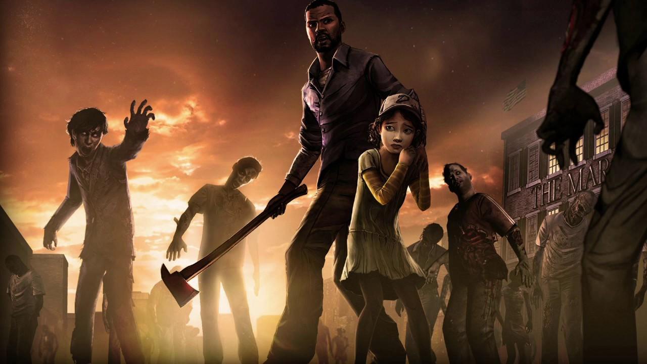 The Walking Dead Telltale - Lee, Clementine