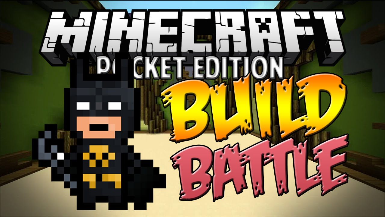 build battle minecraft pe download