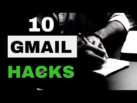 10 Gmail Tips For Productivity
