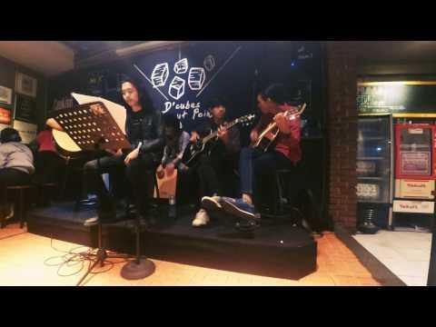 Godbles - Rumah kita (cover blues country)