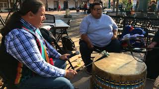 Indigenous Peoples Day Celebration 2017 - Morning Drum Song - Western Mavericks | Drum Group
