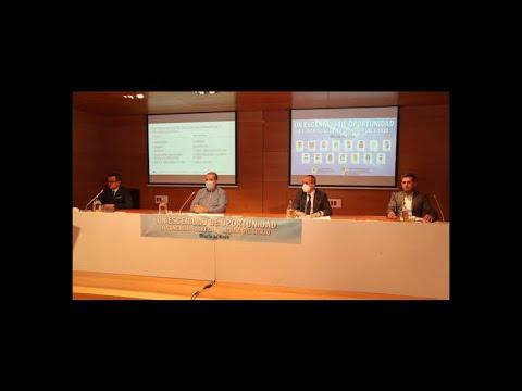 Vídeo íntegro II congreso sobre economía del Bierzo   2 de Diciembre