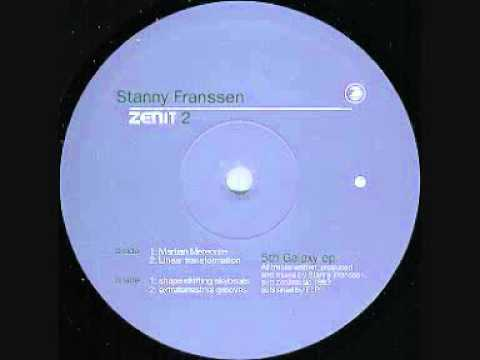 Stanny Franssen - Shape Shifting Skybeats